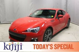 2014 Subaru BRZ SPORT TECH Navigation (GPS),  Heated Seats,  Blu