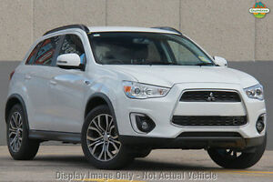 2016 Mitsubishi ASX XB MY15.5 LS 2WD Starlight 6 Speed Constant Variable Wagon Wilson Canning Area Preview