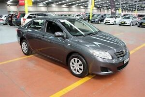 2010 Toyota Corolla ZRE152R Ascent Grey 4 Speed Automatic Sedan Maryville Newcastle Area Preview