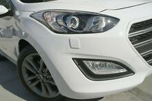 2015 Hyundai i30 GD3 Series II MY16 SR Premium White 6 Speed Sports Automatic Hatchback Pennant Hills Hornsby Area Preview