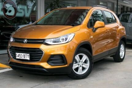 2017 Holden Trax TJ MY18 LS Orange 6 Speed Automatic Wagon Somerton Park Holdfast Bay Preview