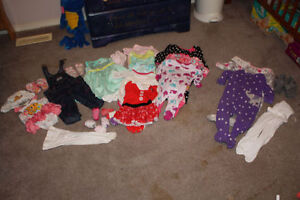 Baby Girl 6+ and 9+ Clothing