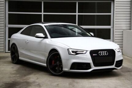 2015 Audi RS5 8T MY16 S tronic quattro Grey 7 Speed Sports Automatic Dual Clutch Coupe Berwick Casey Area Preview