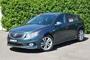 2014 Holden Cruze JH Series II MY14 SRi-V Blue 6 Speed Sports Automatic Hatchback Georgetown Newcastle Area Preview