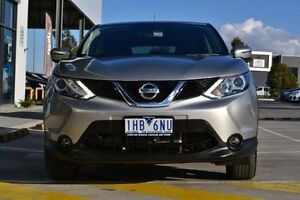 2015 Nissan Qashqai J11 TS Silver 1 Speed Constant Variable Wagon Burnside Melton Area Preview