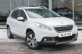 2015 PEUGEOT 2008 ESTATE SPECIAL EDITION 1.2 VTi Crossway 5dr