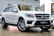 2013 Mercedes-Benz GL350 X166 BlueTEC 7G-Tronic + White 7 Speed Sports Automatic Wagon Port Melbourne Port Phillip Preview