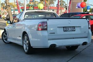 2016 Holden Ute VF II MY16 SS Ute White 6 Speed Sports Automatic Utility Waitara Hornsby Area Preview