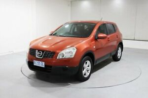 2008 Nissan Dualis J10 ST X-tronic AWD Brown 6 Speed Constant Variable Hatchback Invermay Launceston Area Preview
