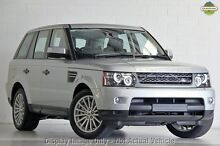 2010 Land Rover Range Rover Sport L320 10MY TDV6 Gold 6 Speed Sports Automatic Wagon Glendalough Stirling Area Preview