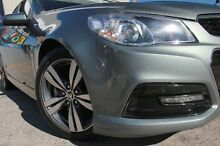 2014 Holden Commodore VF SS Prussian Steel 6 Speed Automatic Sedan Wolli Creek Rockdale Area Preview
