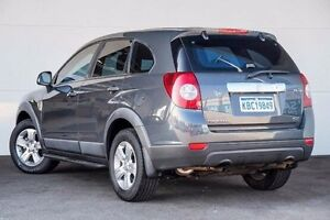 2010 Holden Captiva CG MY10 SX AWD Grey 5 Speed Sports Automatic Wagon Pearsall Wanneroo Area Preview