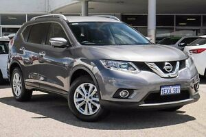 2015 Nissan X-Trail T32 ST-L X-tronic 2WD Grey 7 Speed Constant Variable Wagon Osborne Park Stirling Area Preview