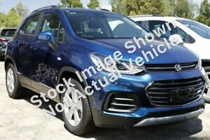 2018 Holden Trax TJ MY18 LS Blue 6 Speed Automatic Wagon Macksville Nambucca Area Preview