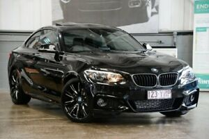 2014 BMW 220d F22 M Sport Black 8 Speed Sports Automatic Coupe Albion Brisbane North East Preview