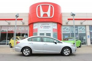 2013 Honda Civic Sdn LX - GREAT FIRST CAR -