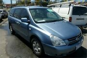 2007 Kia Grand Carnival VQ (EX) Silver 5 Speed Automatic Wagon Bayswater North Maroondah Area Preview
