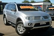 2009 Mitsubishi Challenger PB (KH) MY10 XLS Silver 5 Speed Sports Automatic Wagon Hillcrest Port Adelaide Area Preview