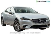2015 Mazda 6 GJ1032 Touring SKYACTIV-Drive Silver 6 Speed Sports Automatic Sedan Perth Perth City Area Preview