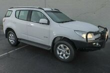 2014 Holden Colorado 7  White Sports Automatic Wagon East Bunbury Bunbury Area Preview