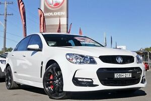 2015 Holden Commodore VF II MY16 SS V Redline White 6 Speed Sports Automatic Sedan Liverpool Liverpool Area Preview