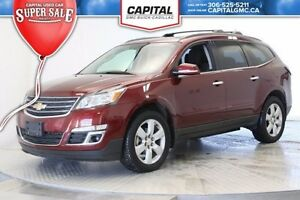 2016 Chevrolet Traverse LT AWD*Remote Start - Heated Seats - Qua