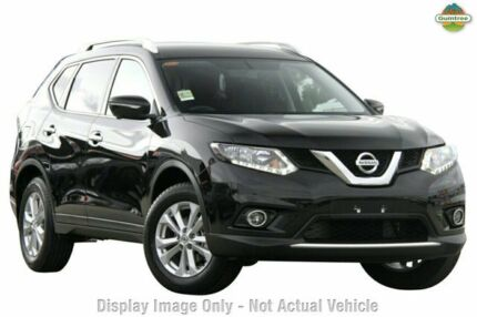 2015 Nissan X-Trail T32 ST-L X-tronic 2WD Diamond Black 7 Speed Constant Variable Wagon Cleveland Redland Area Preview