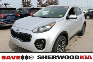 2018 Kia Sportage AWD EX LEATHER HEATED SEATS , BLUETOOTH , POWE