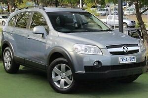 2009 Holden Captiva CG MY09 CX AWD Grey 5 Speed Sports Automatic Wagon Berwick Casey Area Preview