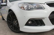 2013 Holden Special Vehicles Senator GEN F Signature White 6 Speed Auto Active Sequential Sedan Wolli Creek Rockdale Area Preview