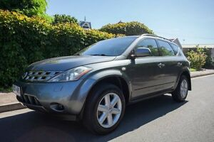 2005 Nissan Murano Z50 TI Grey 6 Speed Constant Variable Wagon Hove Holdfast Bay Preview