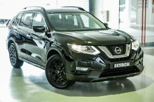 2018 Nissan X-Trail T32 Series II ST-L X-tronic 2WD N-SPORT Black 7 Speed Constant Variable Wagon Chatswood Willoughby Area Preview