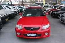 2002 Mazda 323 Astina SP20 Red 5 Speed Manual Hatchback Mitchell Gungahlin Area Preview