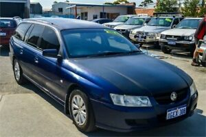 2005 Holden Commodore VZ Acclaim Blue 4 Speed Automatic Wagon Rockingham Rockingham Area Preview
