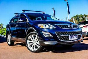 2012 Mazda CX-9 TB10A4 MY12 Luxury Blue 6 Speed Sports Automatic Wagon Wangara Wanneroo Area Preview
