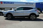 2015 Nissan Qashqai J11 TI Silver 1 Speed Constant Variable Wagon Port Macquarie Port Macquarie City Preview