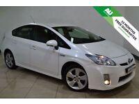 TOYOTA PRIUS 1.8 T SPIRIT VVT-I 5d AUTO 136 BHP (white) 2010
