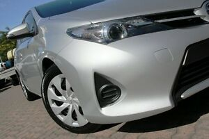 2015 Toyota Corolla ZRE182R Ascent Silver 7 Speed CVT Auto Sequential Hatchback Zetland Inner Sydney Preview