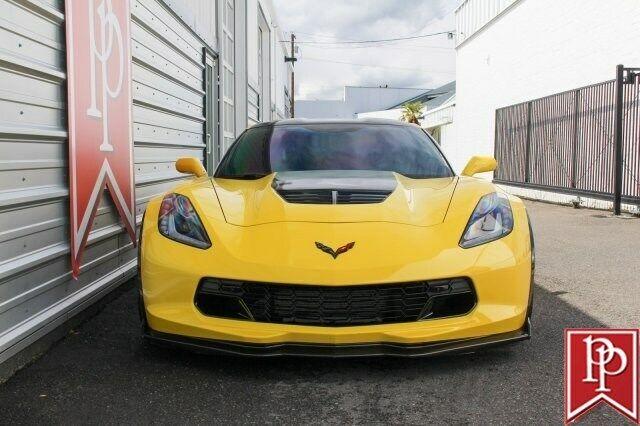 Image 8 Voiture Américaine d'occasion Chevrolet Corvette 2017