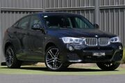 2014 BMW X4 F26 xDrive30d Coupe Steptronic Black 8 Speed Automatic Wagon Wantirna South Knox Area Preview