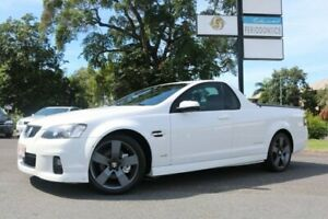 2012 Holden Ute VE II SS Thunder White 6 Speed Sports Automatic Utility Earlville Cairns City Preview