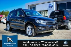 2016 Volkswagen Tiguan Special Edition AWD w/ Backup Camera 0.99