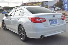 2016 Subaru Liberty B6 MY16 2.5I Premium Crystal White 6 Speed Constant Variable Sedan Willagee Melville Area Preview