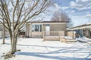 3+2 Bdrm Semi-Detached Home - Close To All Other Amenities!!