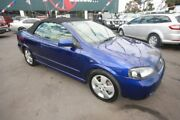 2006 Holden Astra TS MY06 Purple 4 Speed Automatic Convertible Kingsville Maribyrnong Area Preview