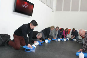 Become a First Aid Instructor - St. John Ambulance