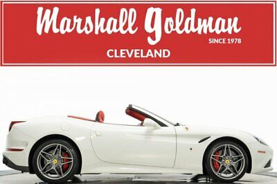 2017 Ferrari California T Handling Speciale  2017 Ferrari California T Handling Speciale  2D Convertible 3.9L Twin-Turbo V8 A