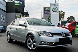 2015 Volkswagen Passat Type 3C MY15 118TSI DSG Silver 7 Speed Sports Automatic Dual Clutch Sedan Nunawading Whitehorse Area Preview