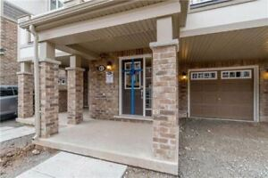 3 Bedroom 2 Wash Brand New Townhouse in Milton For Lease $1850