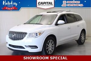 2017 Buick Enclave Leather AWD*Sunroof-Quad Seating*